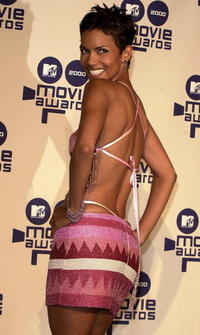 Halle Berry at the MTV Movie Awards.