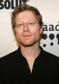 Anthony Rapp at the 17th annual GLAAD Media Awards.