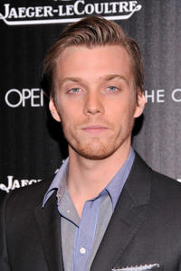 Jake Abel at the New York premiere of