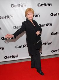 Debbie Reynolds at the Fifth Annual Backstage at Geffen Gala.