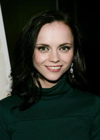 Christina Ricci at the after party for the N.Y. premiere of