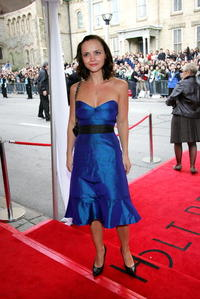Christina Ricci at the Toronto International Film Festival gala presenation of the film