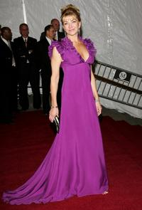 Natasha Richardson at the Metropolitan Museum of Art's Costume Institute Gala.