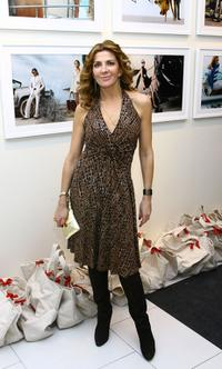 Natasha Richardson at the Michael Kors store opening.