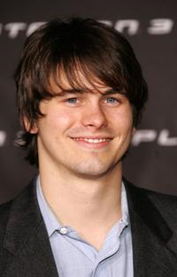 Jason Ritter at the launch party for Sony Computer Entertainment America Playstation 3.