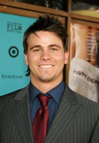 Jason Ritter at the Los Angeles Film Festival premiere of