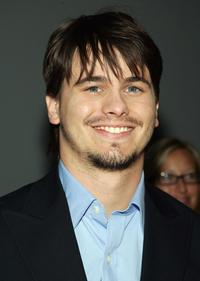 Jason Ritter at the New York premiere of