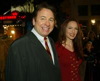 John Ritter and Amy Yasbeck at the Los Angeles premiere of