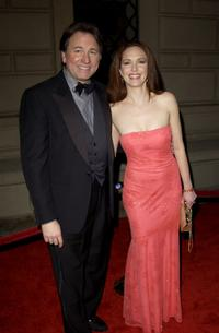 John Ritter and Amy Yasbeck at the 29th Annual People's Choice Awards.