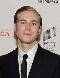 Zachary Booth at the season 3 New York premiere of