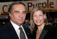 Tony Lo Bianco and his wife Elizabeth at the New York opening night of
