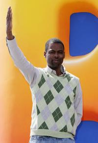 Chris Rock at the during the 60th International Cannes Film Festival, to promote the film