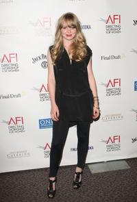 Portia Doubleday at the AFI Directing Workshop For Women Showcase.