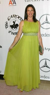 Mimi Rogers at the 16th Carousel of Hope, benefiting the Barbara Davis Center for Childhood Diabetes.