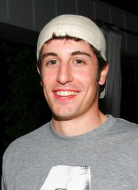 Jason Biggs at Mika's CD release party.