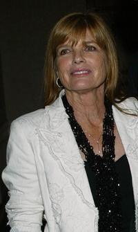 Katharine Ross at the 30th Annual Saturn Awards.