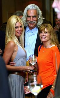 Cleo Elliott, Sam Elliott and Katharine Ross at the screening of