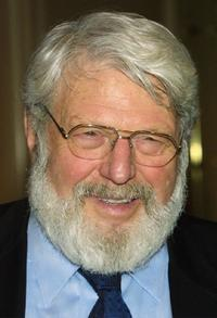 Theodore Bikel at the inaugural of internationally televised programme