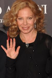 Cecilia Roth at the Spanish premiere for