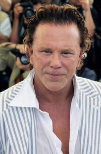 Mickey Rourke at the photocall of