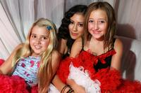 Emily Grace Reaves, Keana Texeira and Noah Cyrus at the 2009 Totally Texty Teen Choice Awards Pre-Party.