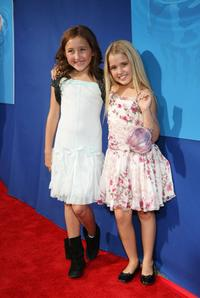 Noah Cyrus and Emily Grace Reaves at the industry screening of