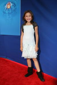 Noah Cyrus at the industry screening of