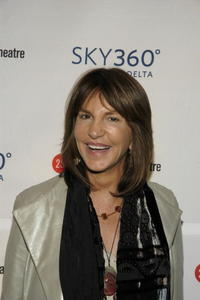 Mercedes Ruehl at the after party for