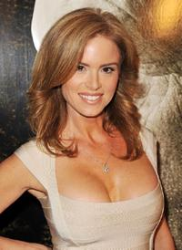 Betsy Russell at the premiere of