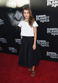 Keri Russell at the California premiere of