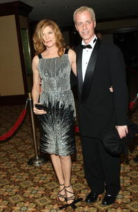 Rene Russo and Dan Gilroy at the 60th annual DGA Awards.