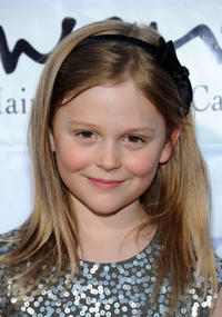 Emily Alyn Lind at the 2nd Annual Wisteria Lane Block party in California.