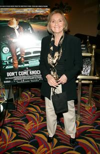 Eva Marie Saint at the premiere of