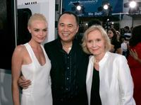 Eva Marie Saint, Chris Lee and Kate Bosworth at the Warner Bros. premiere of