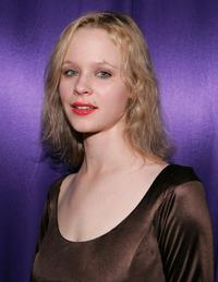 Thora Birch at the after party for InStyle Golden Globe.
