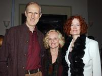 James Cromwell, Joan MacIntosh and Diane Salinger at the