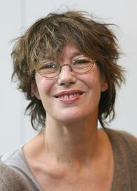 Jane Birkin at the International Literature Festival.