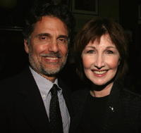 Chris Sarandon and Joanna Gleason at the Opening Night of
