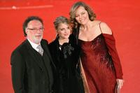 Greta Scacchi, Alessandro Capone and Melanie Laurent at the
