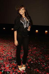 Jessica Mauboy at the press conference of