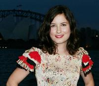 Missy Higgins at the Sydney premiere of