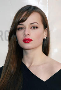 Ashley Rickards at the California premiere of