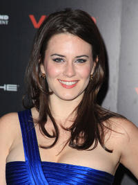 Katie Featherston at the VEVO and Compound Entertainment Present