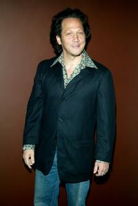 Rob Schneider at the Louis Vuitton 150th Anniversary party and store opening celebration.