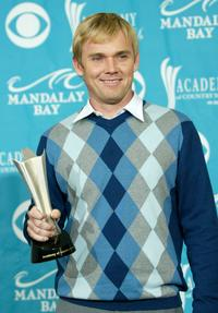 Rick Schroder at the 40th Annual Academy Country Music Awards.