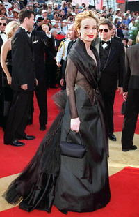 Kristin Scott Thomas at the 69th Annual Academy Awards in Los Angeles.