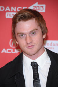 Eddie Hassell at the premiere of