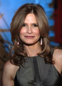 Kyra Sedgwick at the 17th Annual Gotham Awards cocktail reception.