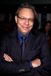 Lewis Black at the benefit for the Scleroderma Research Foundation.