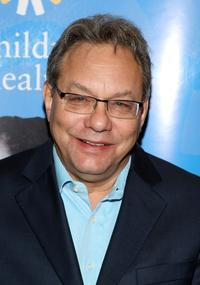 Lewis Black at the benefit for The Children's Health Fund.